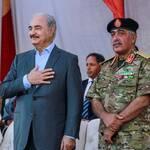 تمهيدا للترشح للرئاسة.. حفتر يكلّف الناظوري قائدا عاما