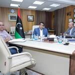 الرئاسي يدعو كل الأطراف الدولية إلى دعم تنفيذ خطة لجنة 5+5