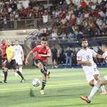 بثلاثية نظيفة.. ليبيا تخسر أمام مصر في بنغازي